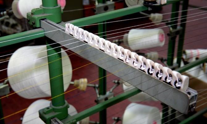 Weven is het vervlechten van horizontale en verticale groepen draden tot textiel. Het is een zeer oude techniek.