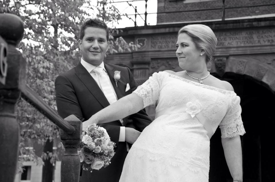 trouwpak bij Tillemans Tailors in Hoorn en Den Haag