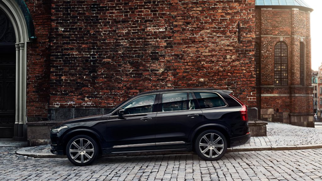 Volvo XC90 by Leaseselectie