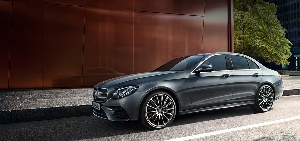 Mercedes Benz. Das beste oder nichts!